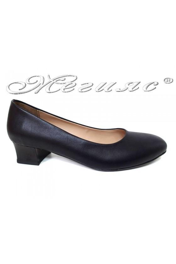Lady shoes 501 black pu gigant