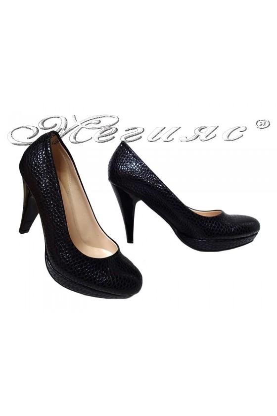 Lady elegants shoes 520 black