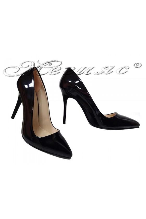 Lady elegant shoes 1503 black