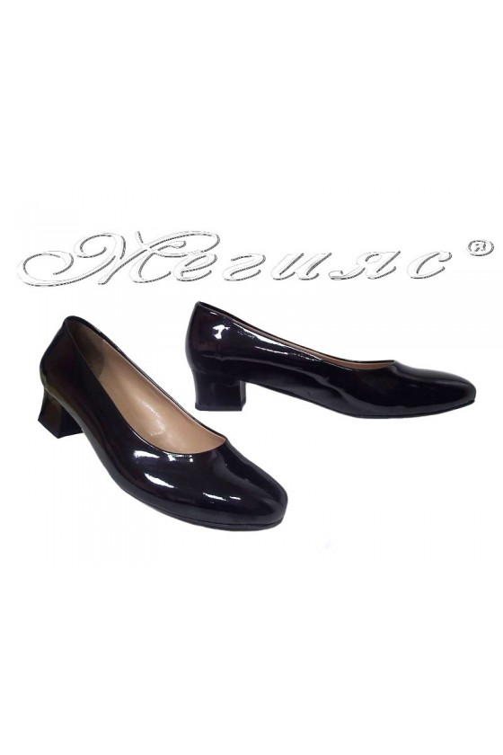 Lady shoes 501 black gigant