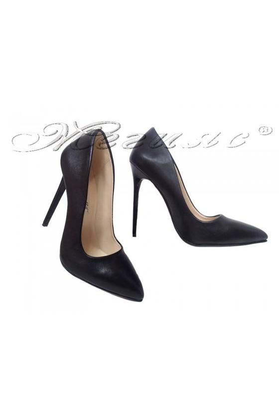 Lady elegant shoes 301 black