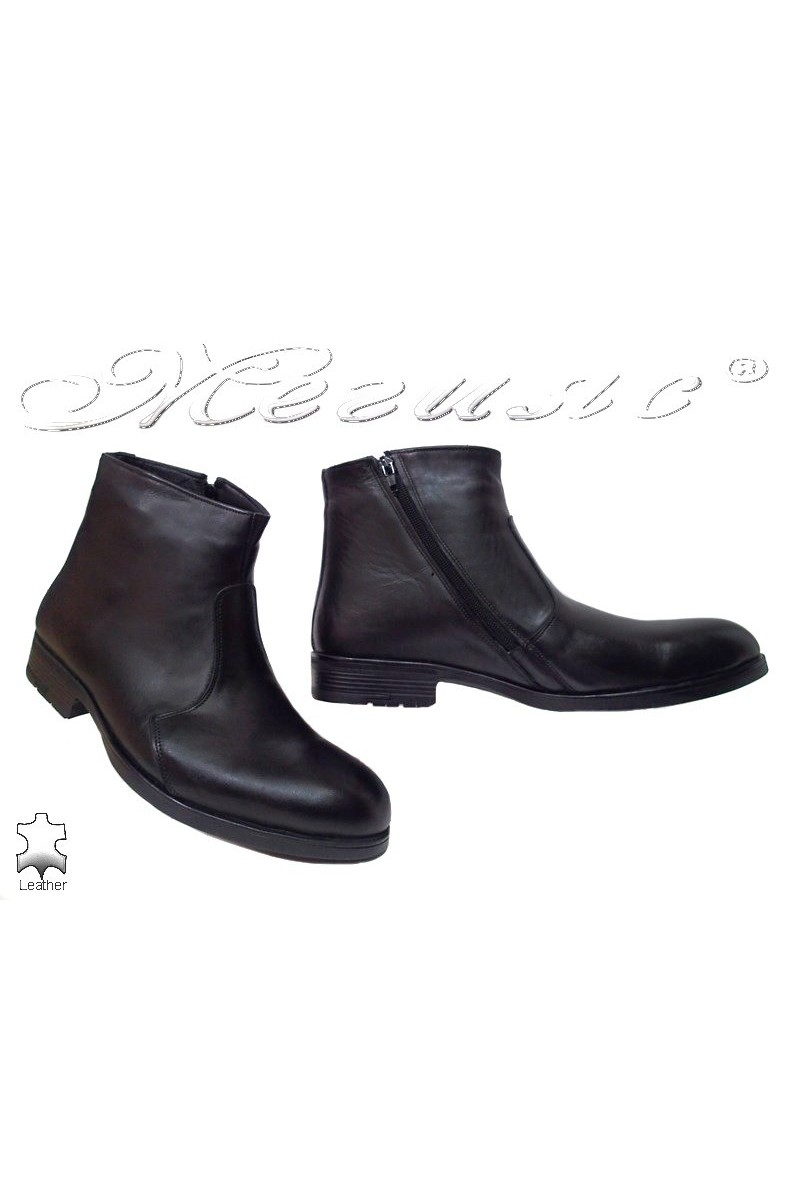 Men's boots Fantazia 4-G black leather