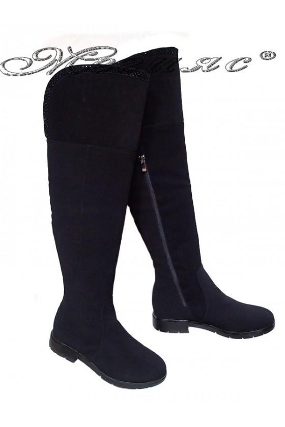 Lady boots 220 black