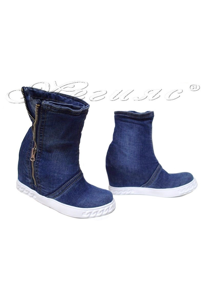 Lady boots 52-09 jeans