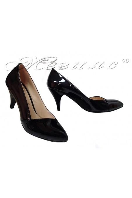 Lady shoes 709 black