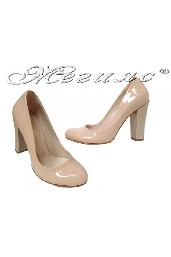 Lady shoes 1303/1330 beige