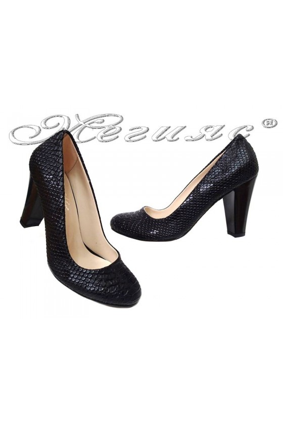 Lady shoes 1330/1303 black