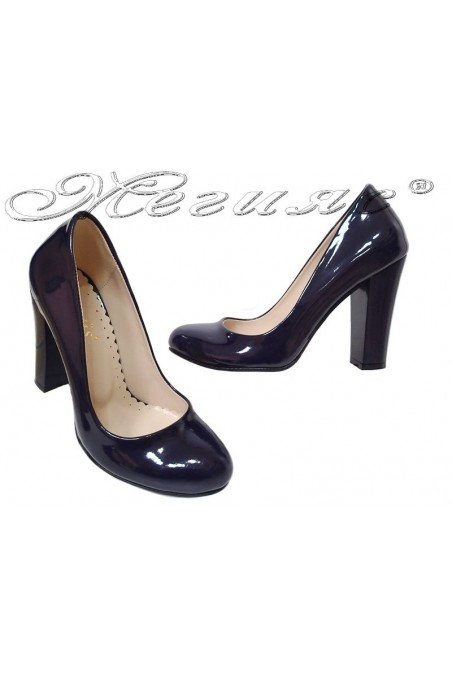 Lady shoes 1330/1303 blue
