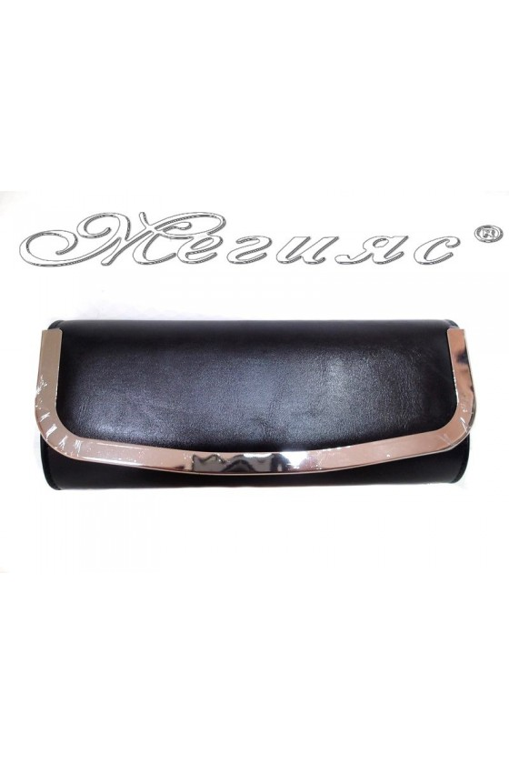 Woman bag 4734 black pu