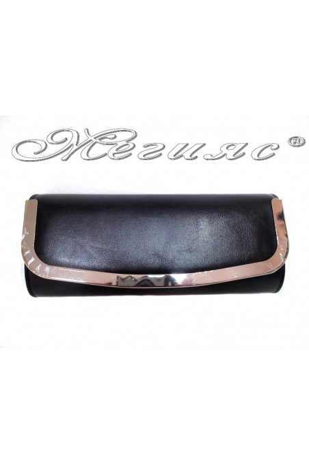 Woman bag 4734 black pu