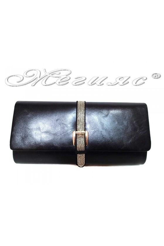 Абитуриентска чанта JENIFFER 238 черна еко кожа