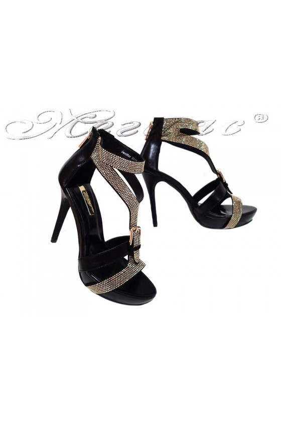 Lady shoes JENIFFER 2016-238 black
