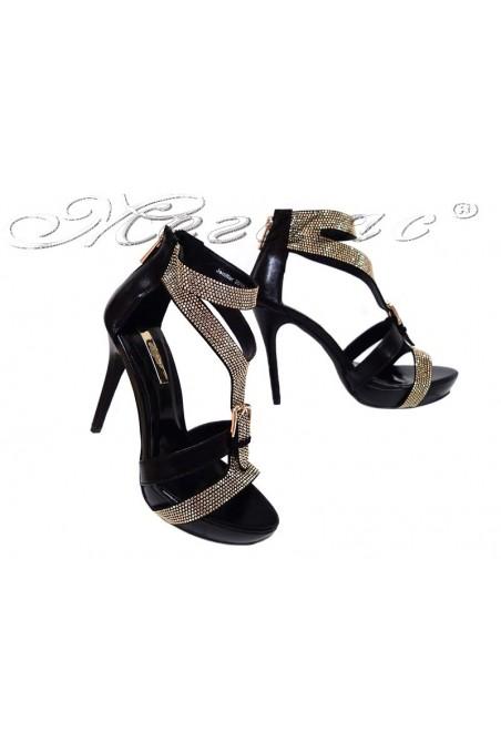 Lady shoes JENIFFER 2016-238 black