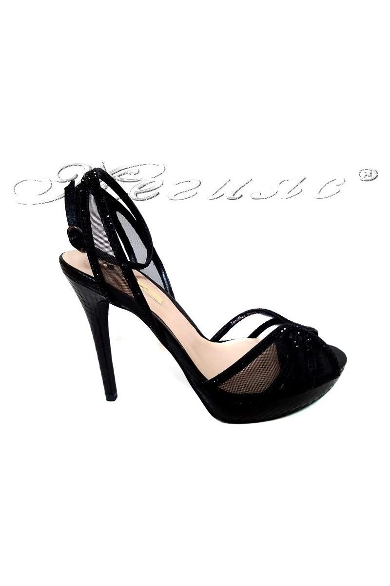 Lady shoes JENIFFER 2016-234 black