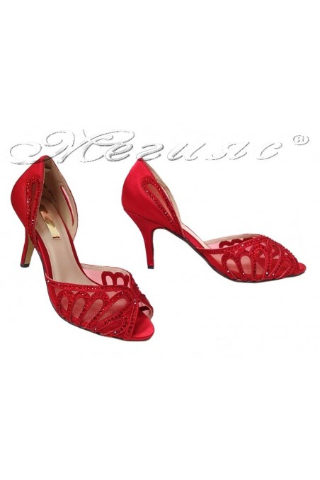 Lady shoes JENIFFER 2016-235 red