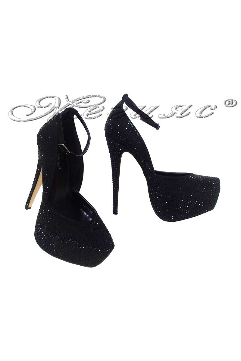 Lady shoes TINA 114 302 black