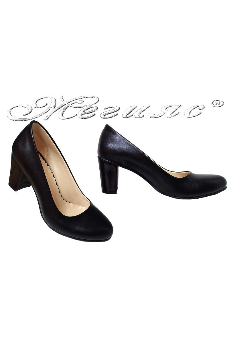 Lady shoes 1001 black