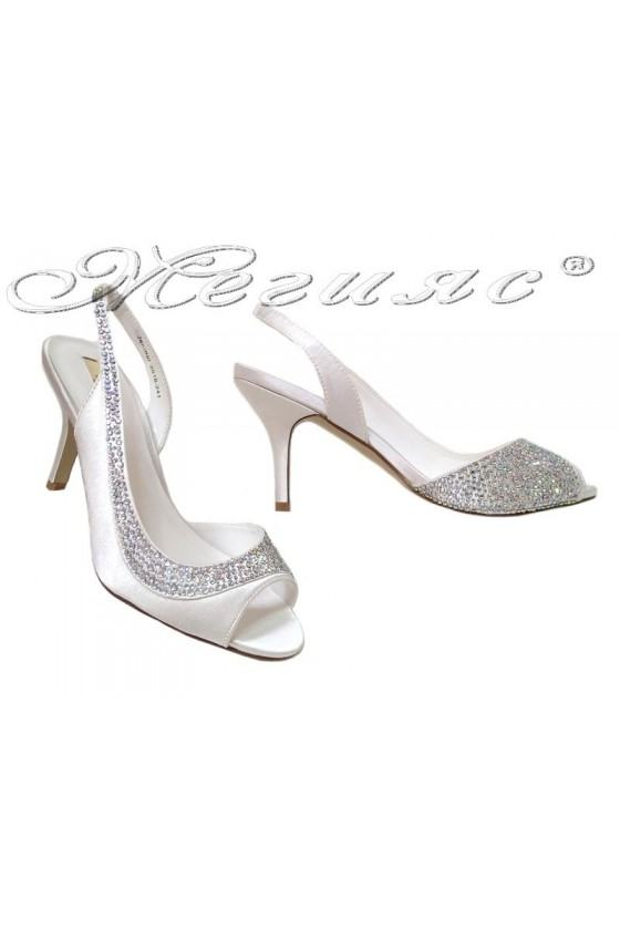 Lady shoes JENIFFER 20S16-241 white