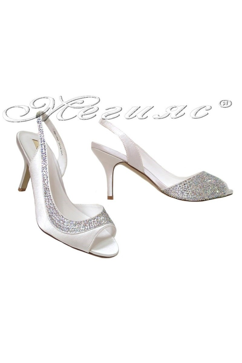 Lady shoes JENIFFER 2016-241 white