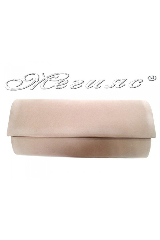 Lady bag 373 beige suede