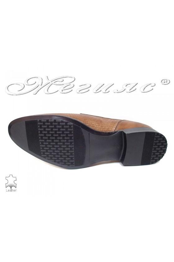 Men shoes Fantazia 16032 antik leather