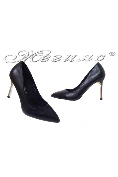 Lady elegant shoes Wendy 20S16-04 black