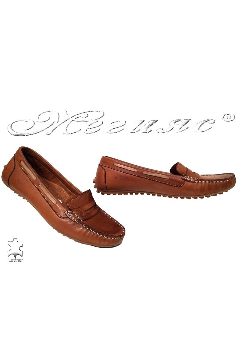 Women shoes 800 taba leather
