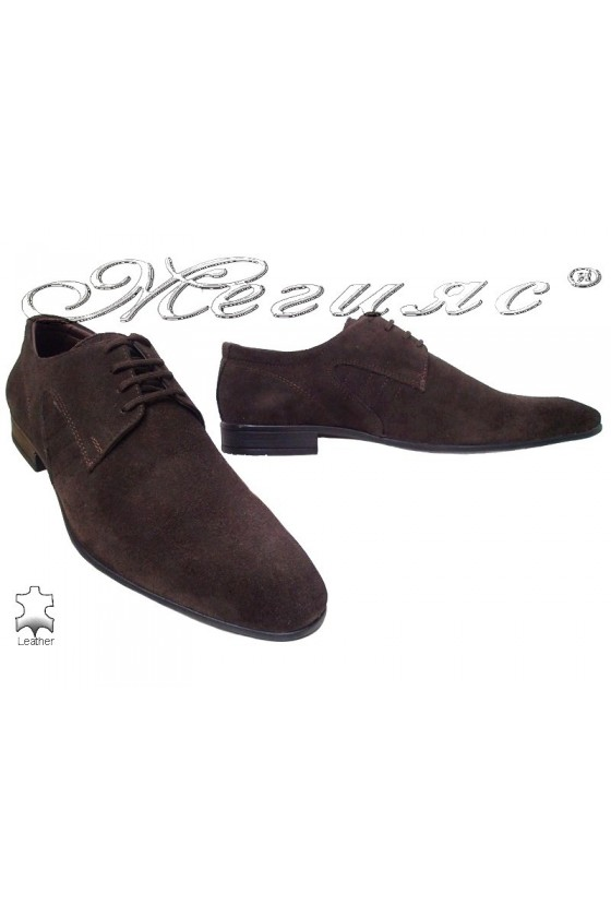Men shoes ATO 0505 brown...