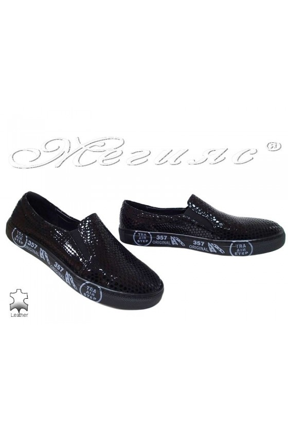 Men sport shoes 692-267 black lak