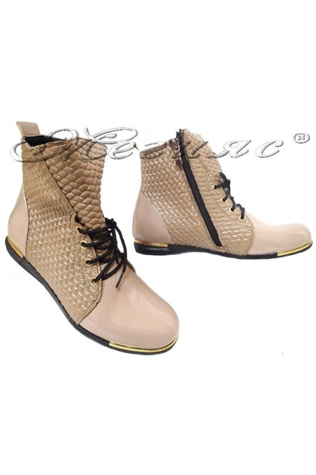 Lady boots HARY beige