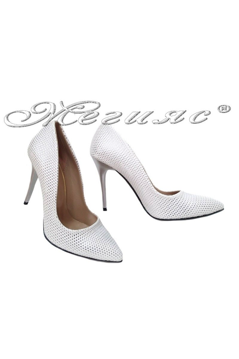 Lady shoes 050 silver