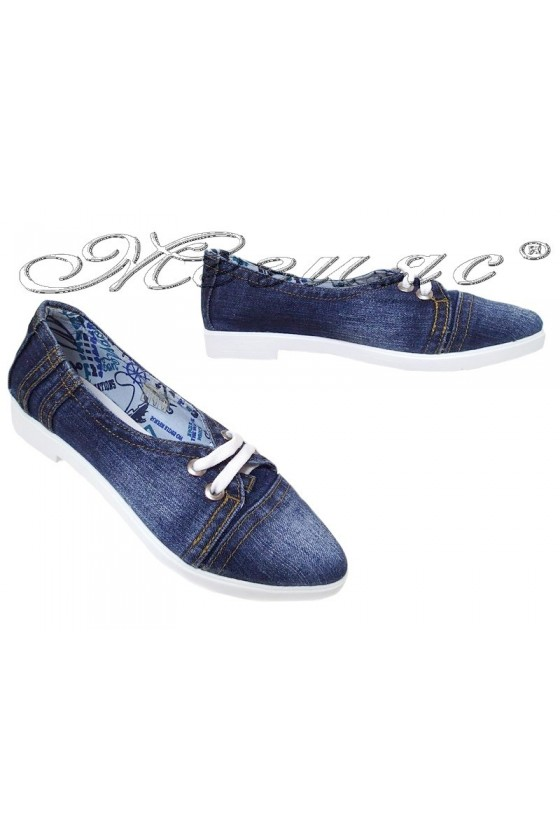 Lady shoes 32-6-175 jeans