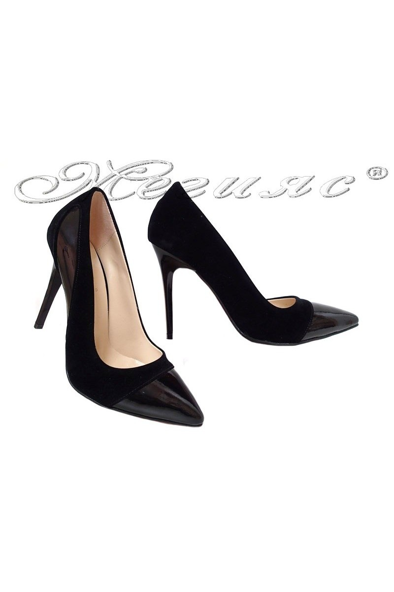 Lady shoes 16/303 black