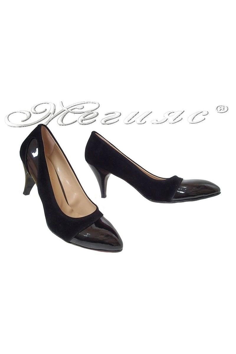 Lady shoes 16/303 black