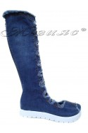 Lady boots 5041 jeans