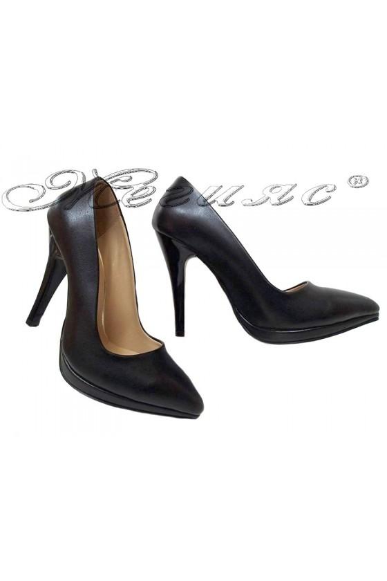 Lady shoes 530 black