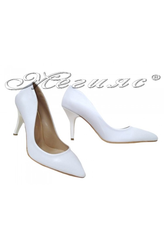 Lady shoes 1700 white
