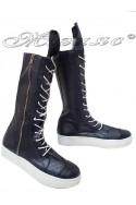 Lady boots 1303 blue