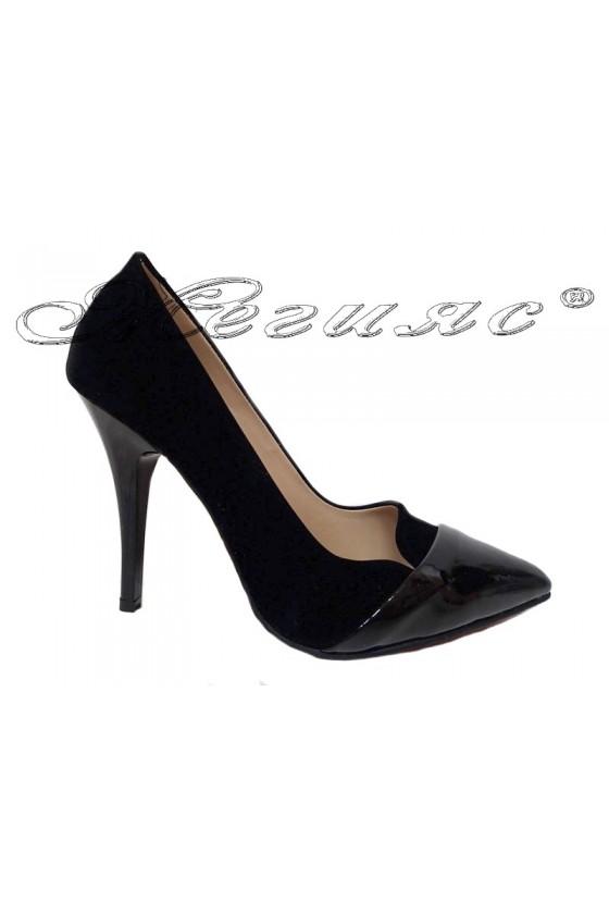 Lady shoes 311 black