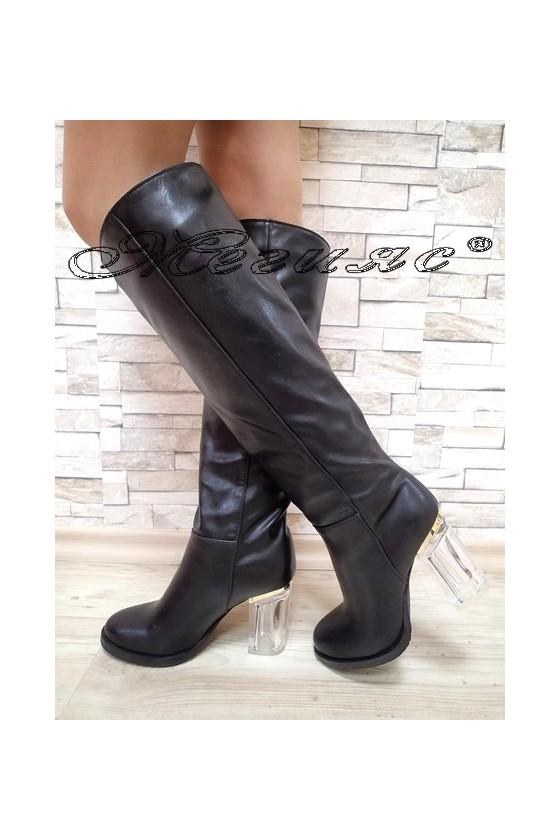 Lady boots Christine 20W17-234 black