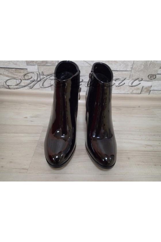 Lady elegant boots Christine 2017-212 black patent