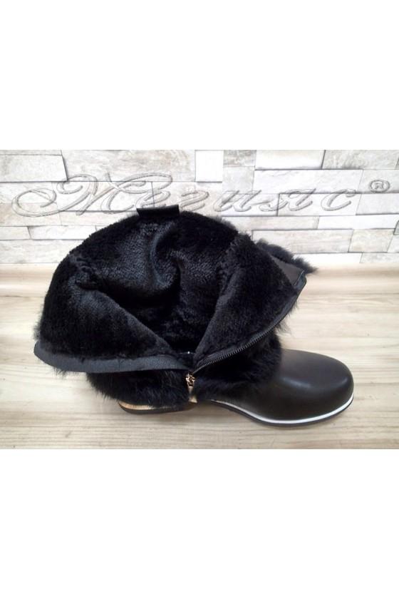 Lady boots Carol 20W17-100 black