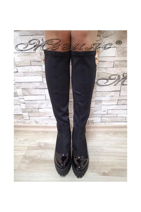 Women boots Carol 20W17-186-1 black