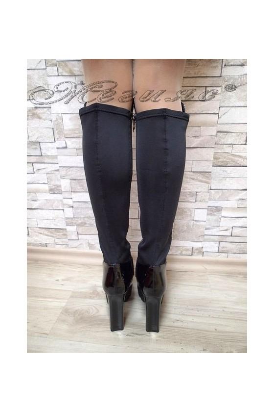 Lady boots  Carol 20W17-198  black