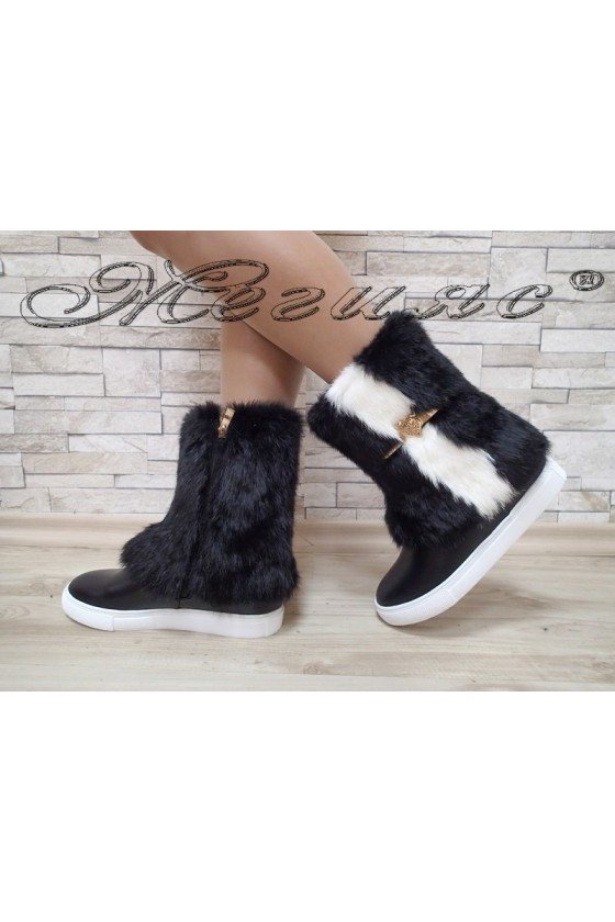 Lady boots Carol 2017-103 black
