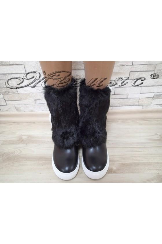 Lady boots Carol 20W17-103 black