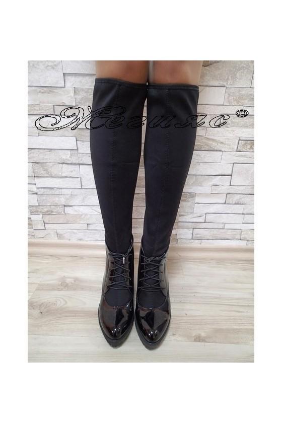 Lady boots Carol 20W17-188 black