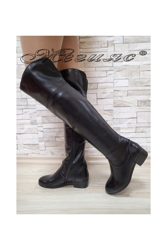 Lady boots Carol 2017-128 black
