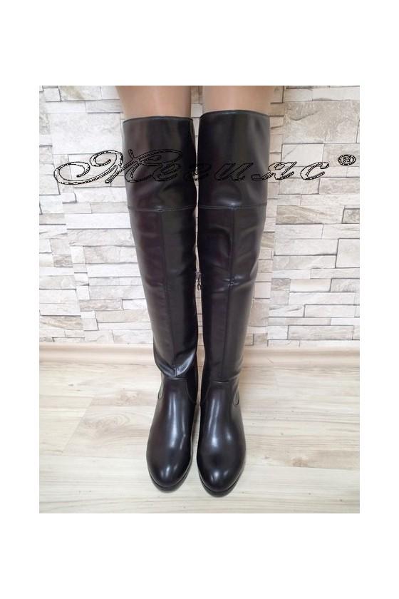 Lady boots Carol 20W17-128 black