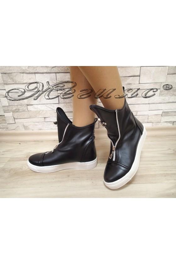 Lady boots 1410 black